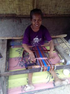 ibu penenun